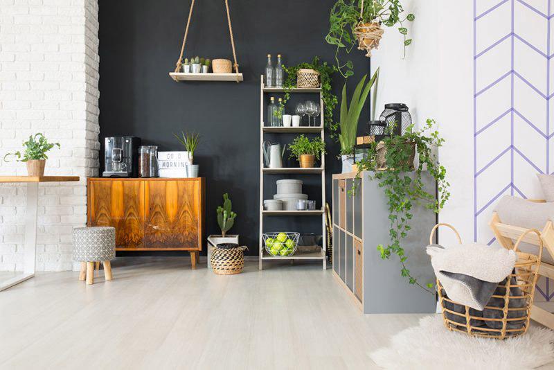 Inspiration für ein nachhaltiges Interieur