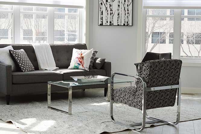 Tipps für ein modernes Wohnzimmer
