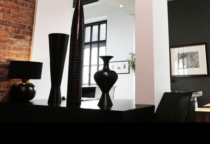 5 Tipps für ein schwarz-weißes Interieur!